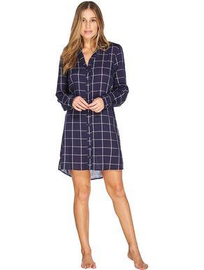 camisola-camisao--azul-marinho-estampada-em-xadrez-56799