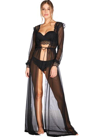 chemise-longa-preto-em-tule-e-renda-nara-90191