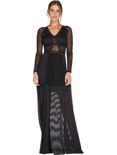 body-dress-manga-longa-runway-preto-90166