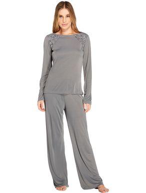eb6fca0c80e2a5 Linha Noite - Camisolas, Robes, Camisetes, Pijamas | Valisere