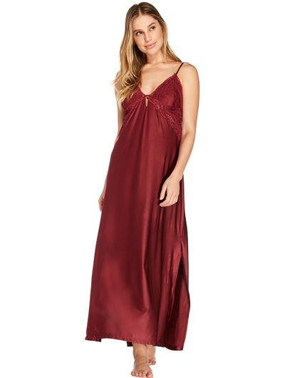 camisola-longa-rendada-vermelha-com-fenda-56761