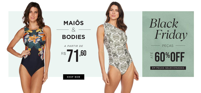 Banner Maiôs e Bodies